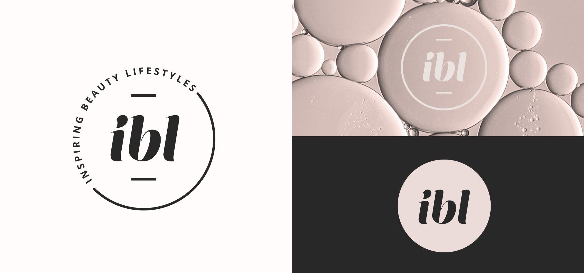beauty salon logo branding