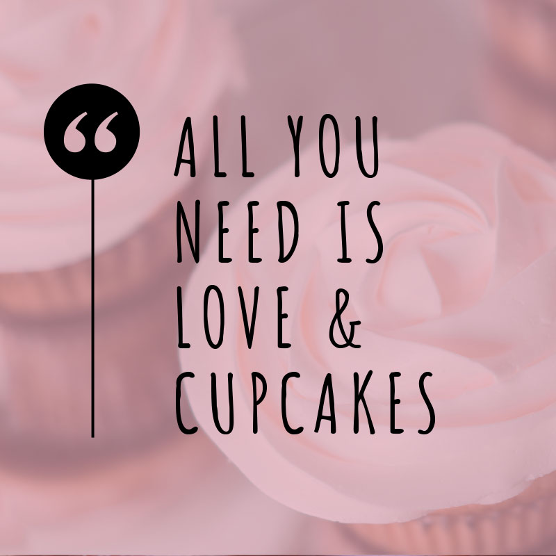 cupcake Bakery Instagram
